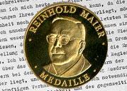 Reinhold Maier Medaille