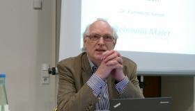 Karl Heinz Hense in Stuttgart