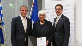 Reinhold-Maier-Nadel für Ulrike Rückert