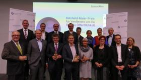 Reinhold-Maier-Preis für Verdienste um die liberale Öffentlichkeit