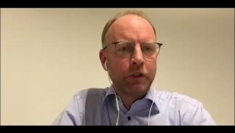 """Webtalk """"Schule in der Corona-Krise - Herausforderungen und Chancen"""""""